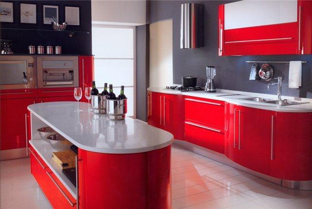 Какие цвета сочетаются друг с другом в кухне